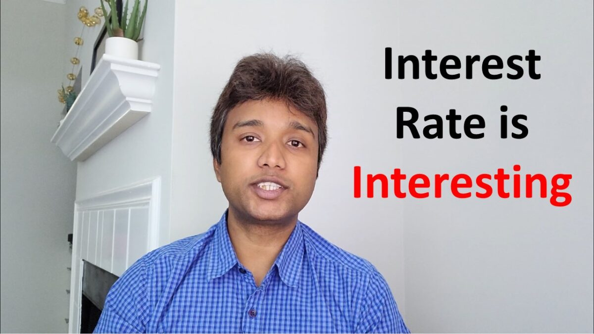Interest Rate is Interesting – Discounted Cash Flow Analysis